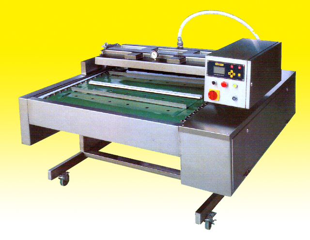 SM-1000 STAINLESS CONTINUOUS VACUUM PACKER